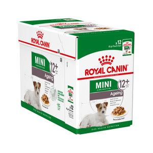 Royal Canin Mini Ageing 12+ Wet – 12 x 85 g