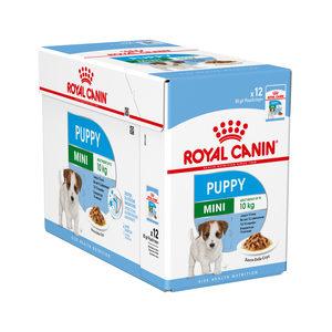 Royal Canin Mini Puppy Wet – 12 x 85 g