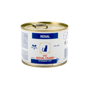 Royal Canin Renal kat 12x195g kip blik