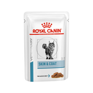 Royal Canin Skin & Coat Wet - 48 x 100 g