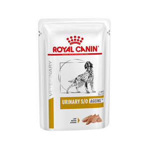 Royal Canin S/O Urinary Ageing 7+ Wet Hond - 12 x 85 g
