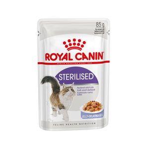 Royal Canin Sterilised in Jelly - 12 x 85 g