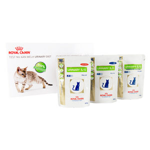 Royal Canin Urinary Kat – Gratis testpakket