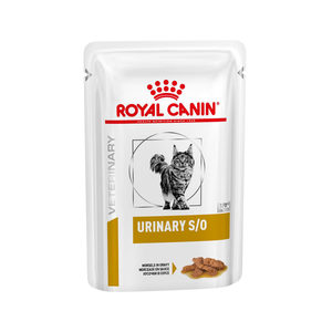 Royal Canin Urinary kat zakjes morsels gravy (Vleesstukjes) – 12 x 85 g