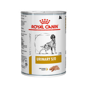 Royal Canin Urinary S/O Hond - 12 x 410 g blikken