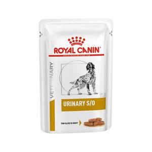 Royal Canin Urinary S/O Hond – 48 x 100 g maaltijdzakjes