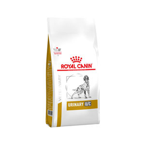 Royal Canin Urinary UC hond Low Purine (UUC 18) 14 kg