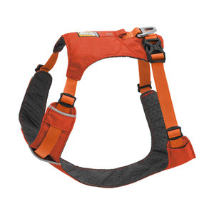 Ruffwear Hi & Light Harness - XXXS - Sockeye Red
