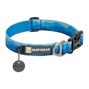 Ruffwear Hoopie Collar - M - Blue Mountains