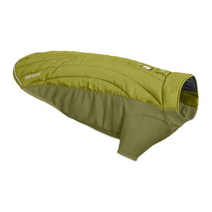 Ruffwear Powder Hound - XS - Forest Green
