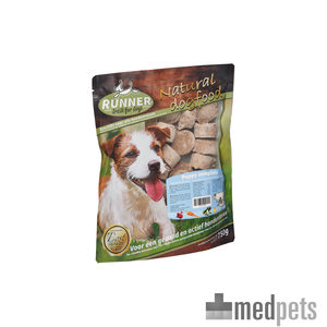 Runner Fresh For Dogs Deelblokjes – Puppy – 8 x 750 g