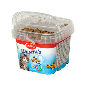 Sanal cat denta's cup