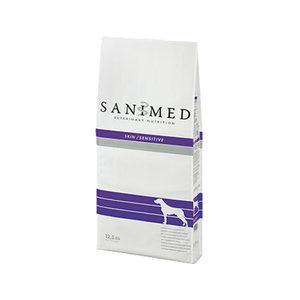 Sanimed Skin/Sensitive Dog - 12,5 kg