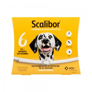 Scalibor protectorband L 1st. 65 cm