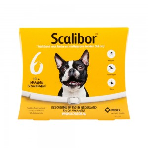 Scalibor protectorband S/M 1st. 48 cm