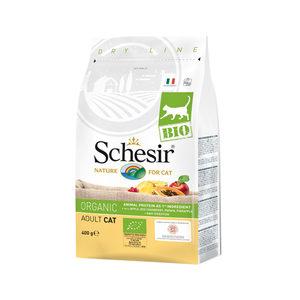 Schesir Kat Biologisch Adult - 400 g