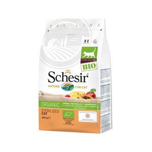Schesir Kat Biologisch Sterilized - 400 g