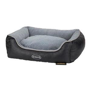 Scruffs Chateau Memory Foam Box Bed Dove L