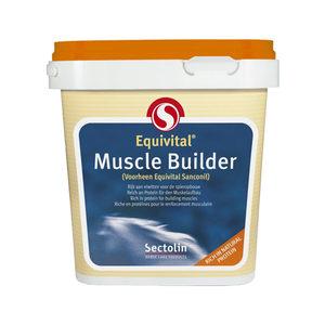 Sectolin Equivital Muscle Builder - 1 kg (+ gratis Cooling Gel)