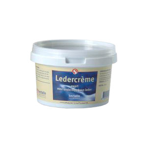 Sectolin Ledercrème - Zwart - 1 L