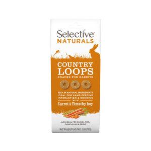 Selective Naturals Country Loops - 80 g