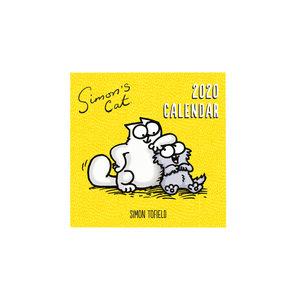 Simon's Cat Kalender 2020