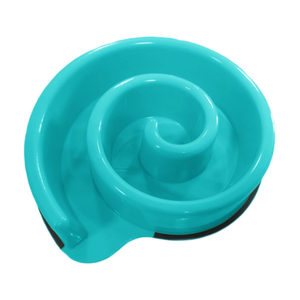 Slim-O-Matic Spiral Slow Feeding Bowl