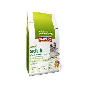 Smølke Adult Hond Graanvrij - 12 kg