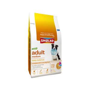 Smølke Hond Adult Medium - 3 kg