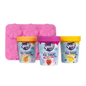 Smoofl Ice Cream Voordeelpakket – Inclusief Kleine Mold