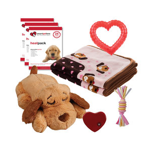 Snuggle Puppy Welkomstpakket Girl