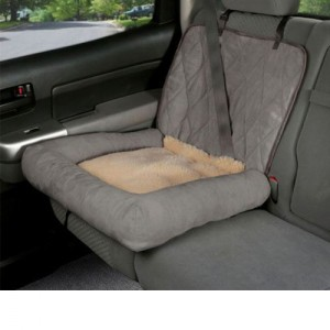 Solvit Car Cuddler - Grijs