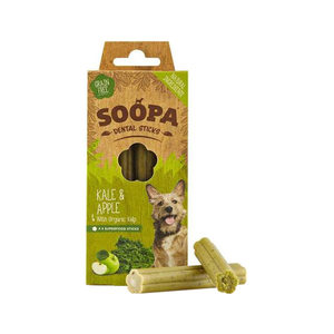 Soopa Dental Stick Appel & Boerenkool