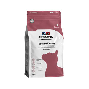 Specific Neutered Young FND – 2 kg