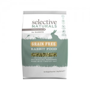 Supreme Science Naturals Grain Free Konijn - 1.5 kg