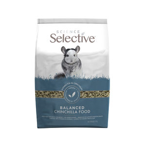 Supreme Science Selective Chinchilla 350 gr.