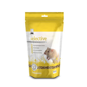 Supreme Science Selective Hamster - 5x 350 gram