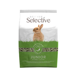 Supreme Science Selective Junior Konijn - 350 g