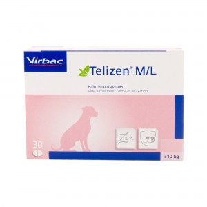 Telizen M&L 100 mg 30 tabl.