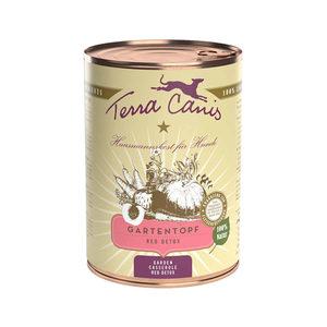 Terra Canis Garden Casserole - Rode Detox - 12 x 400 g