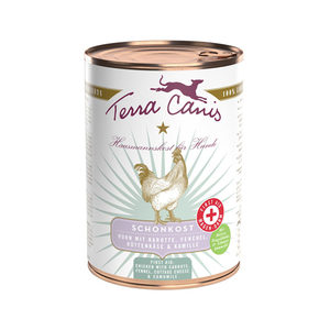 Terra Canis Gastro intestinal Low Fat - Kip - 12 x 400 g