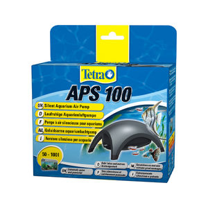 Tetra Aquariumluchtpomp – Aps 100