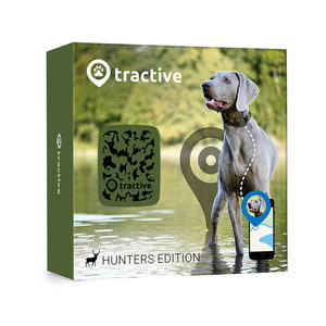 Tractive GPS Tracker Hunters Edition - Hond