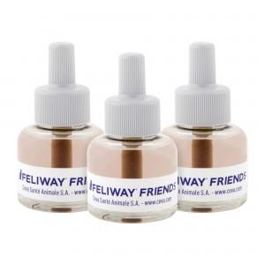 Feliway Friends Navulling Tripack (3 st) - 48 ml