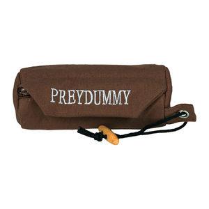 Trixie Dog Activity Preydummy - Bruin met zwarte lus - ø 6 × 14 cm