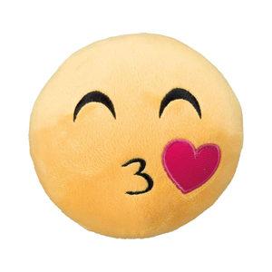 Trixie Knuffel Smiley – Kusje – 14 cm