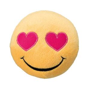Trixie Knuffel Smiley – Verliefd – 9 cm