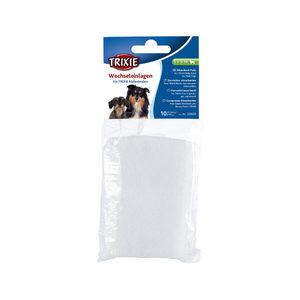 Trixie Plasband voor Reuen Inlegkruisjes - Maat L - 10 Stuks