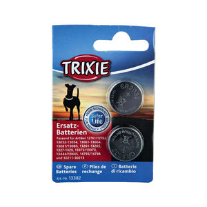 Trixie Reserve Batterijen - 2 stuks