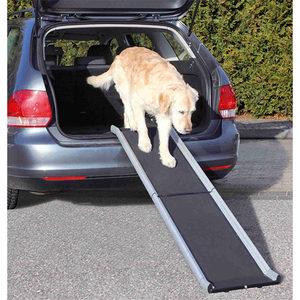 Trixie Telescopische Loopplank Petwalk voor honden Per stuk